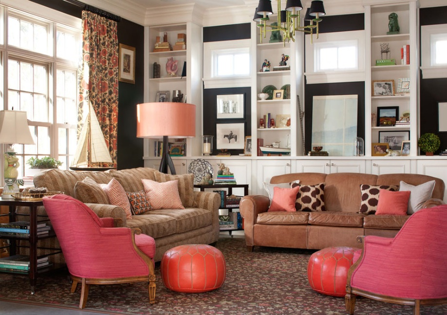 what color should you paint your living room with brown furniture sears canada chairs 10 things know before painting a freshome com pink and black