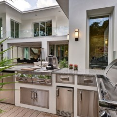 Out Door Kitchen Chair Beautiful Outdoor Ideas For Summer Freshome Com Collect This Idea Cabinets
