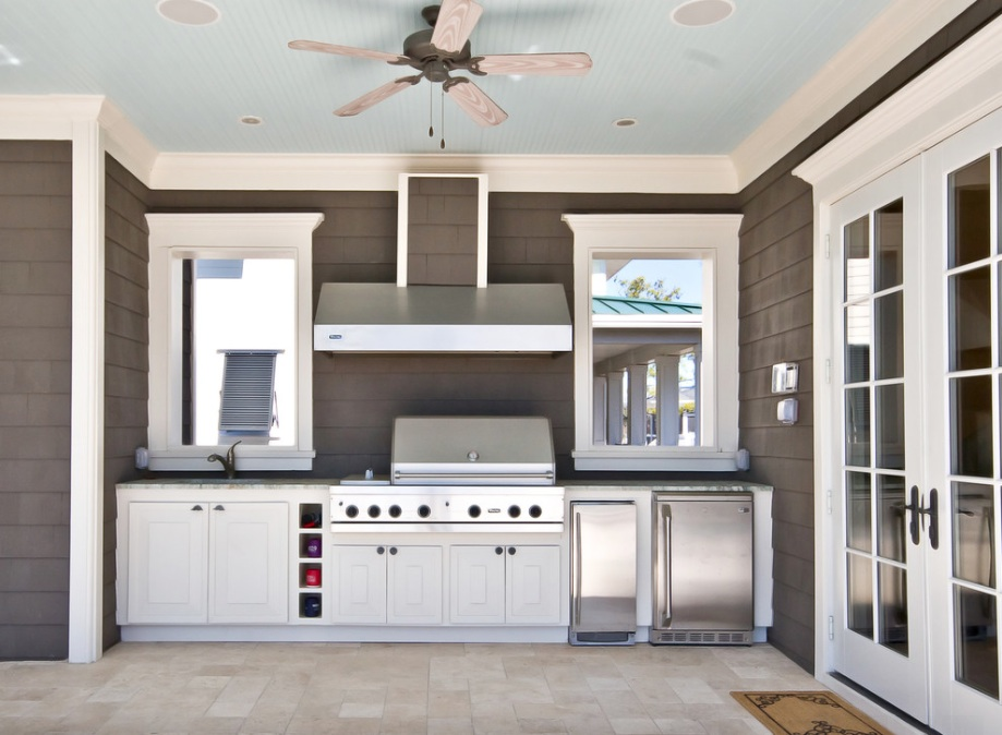 outside kitchen designs ceiling paint beautiful outdoor ideas for summer freshome com collect this idea