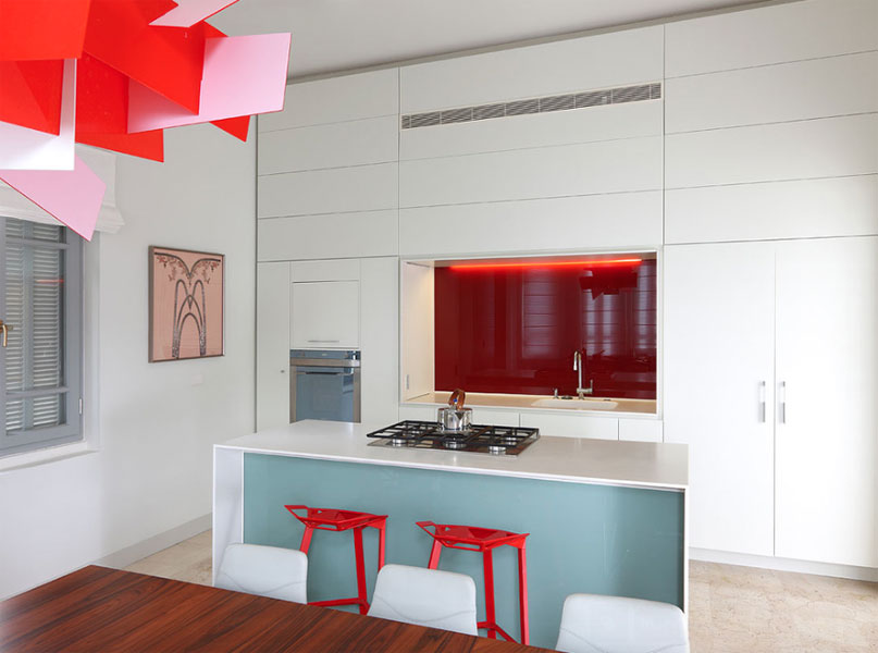 Kitchen Wall Design Images