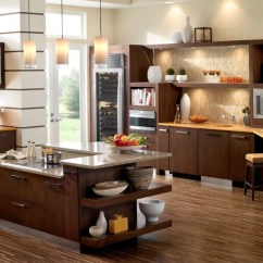 Dark Kitchen Floors Swanstone Single Bowl Sink Flooring Ideas And Materials The Ultimate Guide Bamboo
