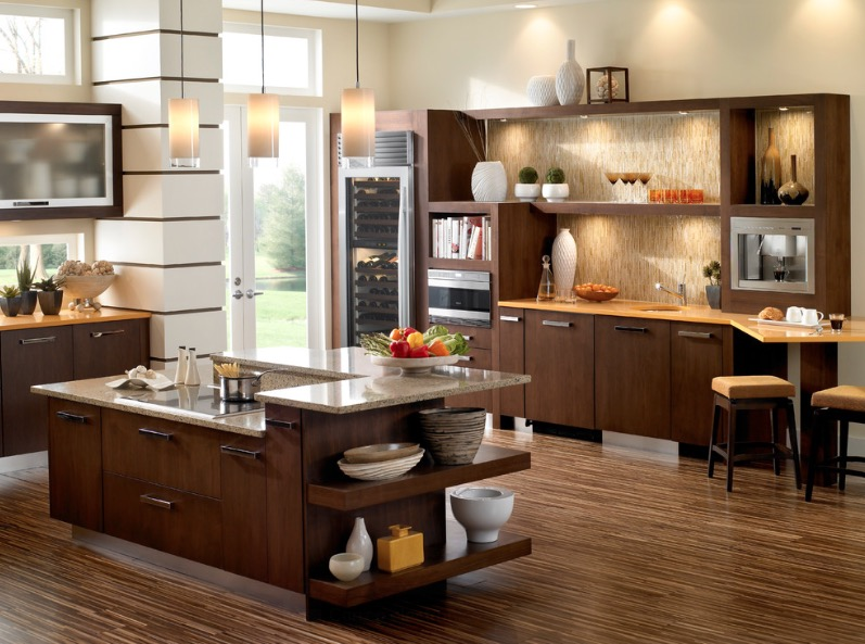 wood flooring for kitchen backsplash white ideas and materials the ultimate guide bamboo