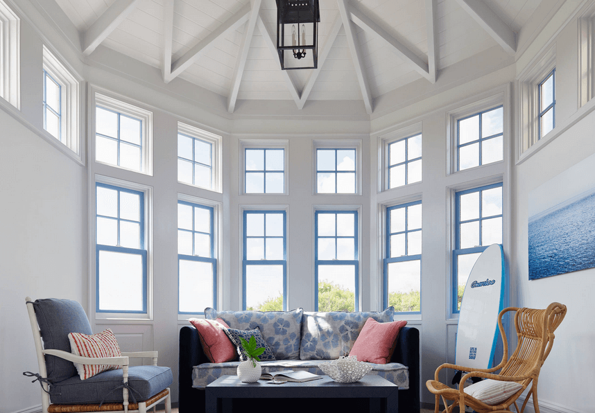 window treatment ideas for living room decorating small rooms on a budget every in the house freshome com collect this idea beachy painted windows