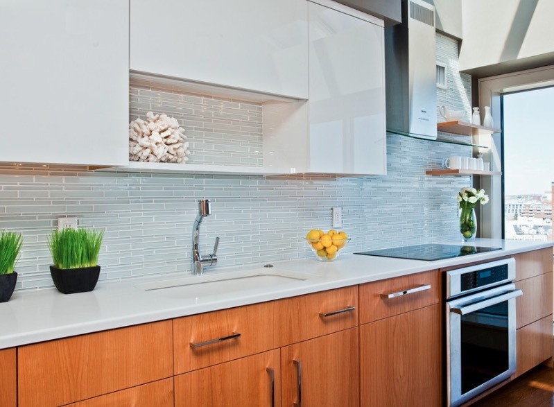kitchen wood cabinets pot holders cabinet ideas for a modern classic look freshome com bright and