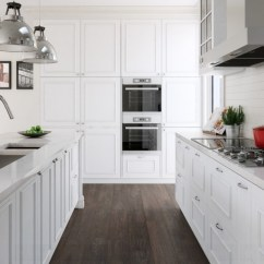 White Kitchen Floor Home Depot Cabinet Refacing Flooring Ideas And Materials The Ultimate Guide Wood Collect This Idea 1