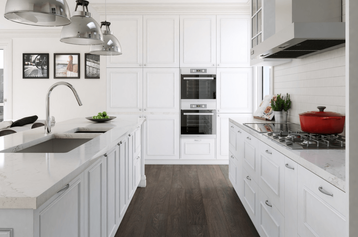 kitchen refinishing ideas farm sinks painted cabinet freshome collect this idea all white cabinets