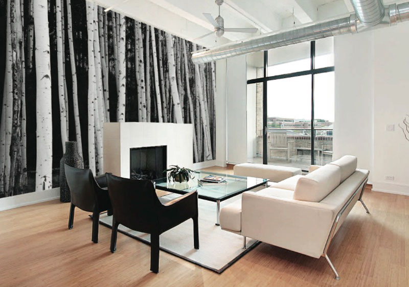 latest living room wallpaper designs throw rugs for removable guide freshome collect this idea murals your way aspens