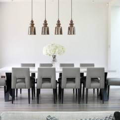Gray Dining Chair Fitted Slipcovers Room Ideas Freshome Collect This Idea