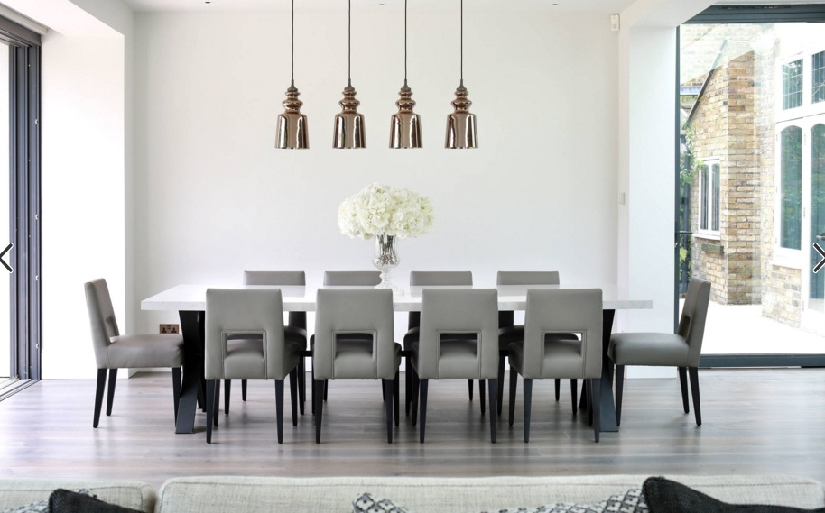 small living room table and chairs whole sets dining ideas freshome collect this idea gray