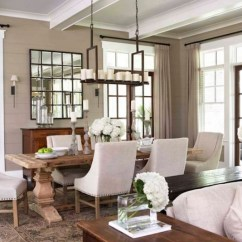 Dining Table In Living Room Pictures Ideas With Light Gray Walls Freshome Collect This Idea Wooden