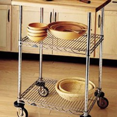 Folding Kitchen Cart Wine Decor Sets 10 Small Islands For Your Tiny Freshome