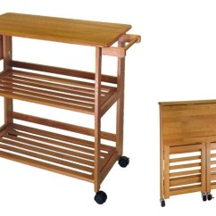 Kitchen Cart Table Tools And Equipment 10 Small Islands For Your Tiny Freshome