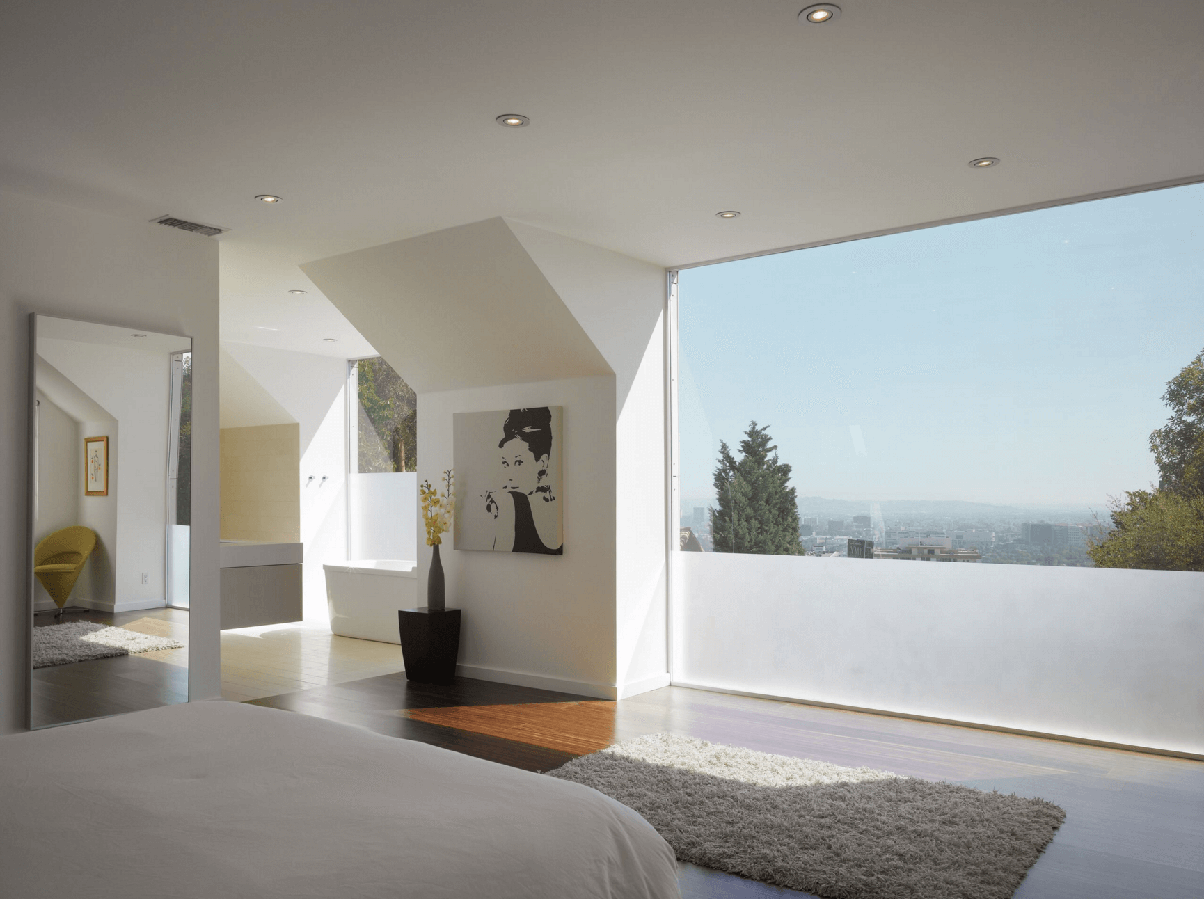 modern window treatments for living room best speakers treatment ideas freshome