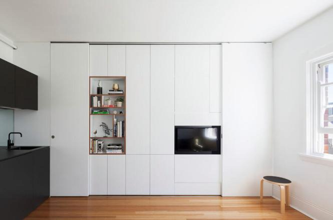 500 Square Feet Collect This Idea Darlinghurst Apartment Tiny Apartments