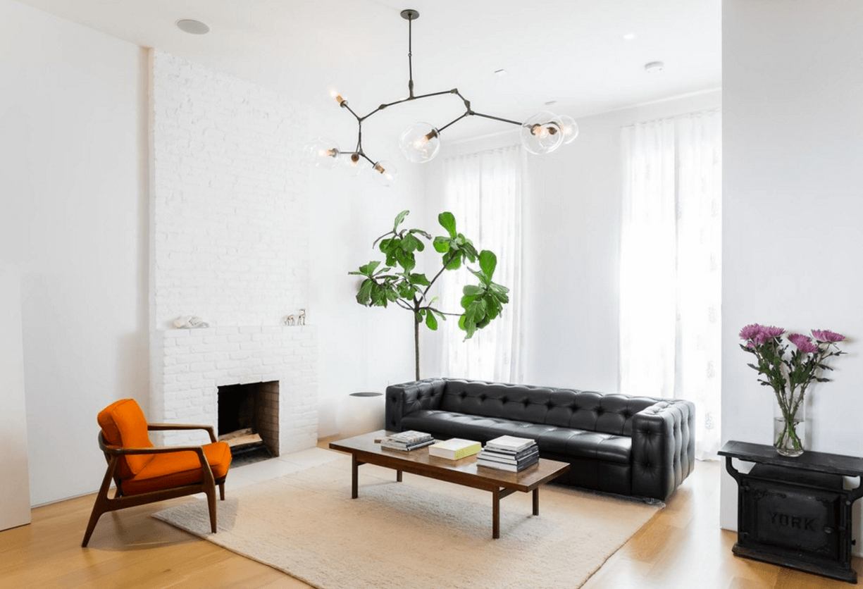 all white living room ideas colour 2018 34 that are anything but boring freshome25