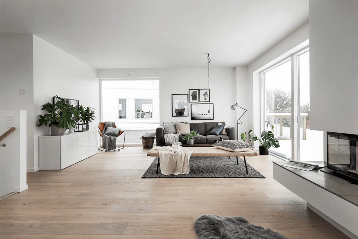 images of wood floors in living rooms mediterranean room furniture 34 white ideas that are anything but boring freshome30