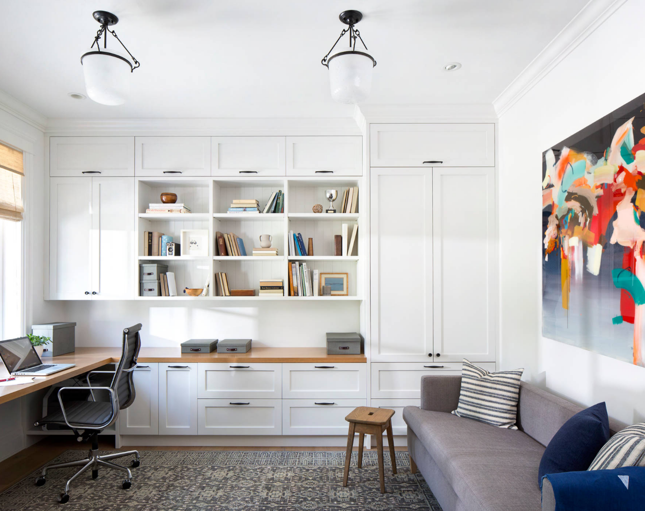 living room office framed pictures for ireland 9 home ideas your most productive space yet freshome com freshome2