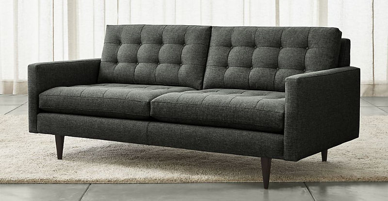 sofas for small es loveseat sofa bed mattress 10 best apartment and sectionals to cozy up on collect this idea