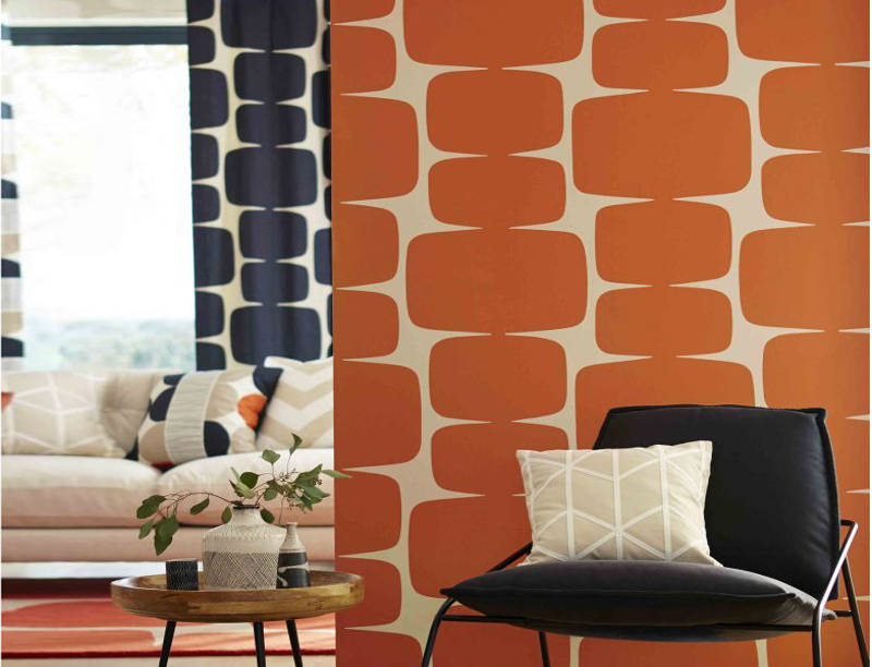 orange living room designs carpet how to decorate with stylishly warm up any freshome com