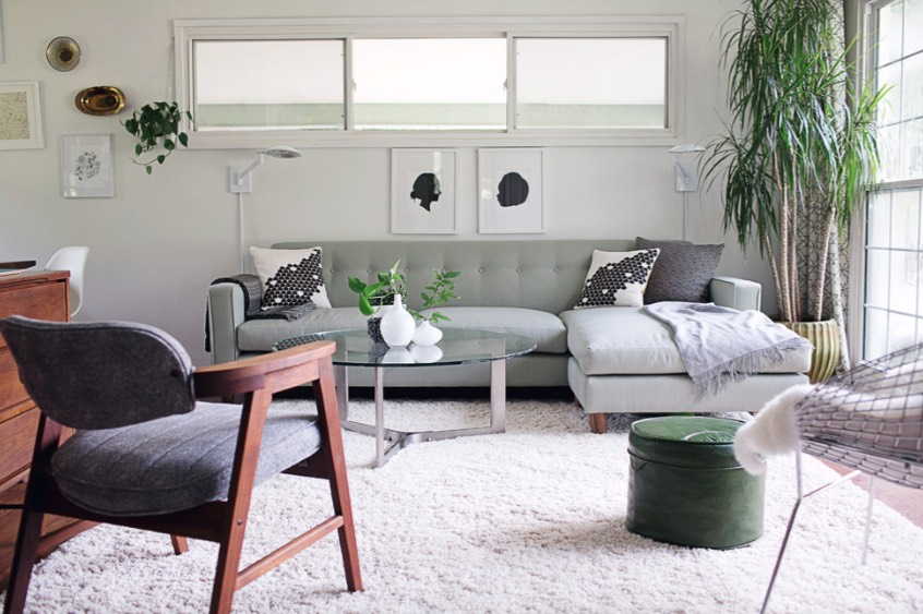 living room ideas 2018 grey pendant lighting decorating with sage green is a thing for according to