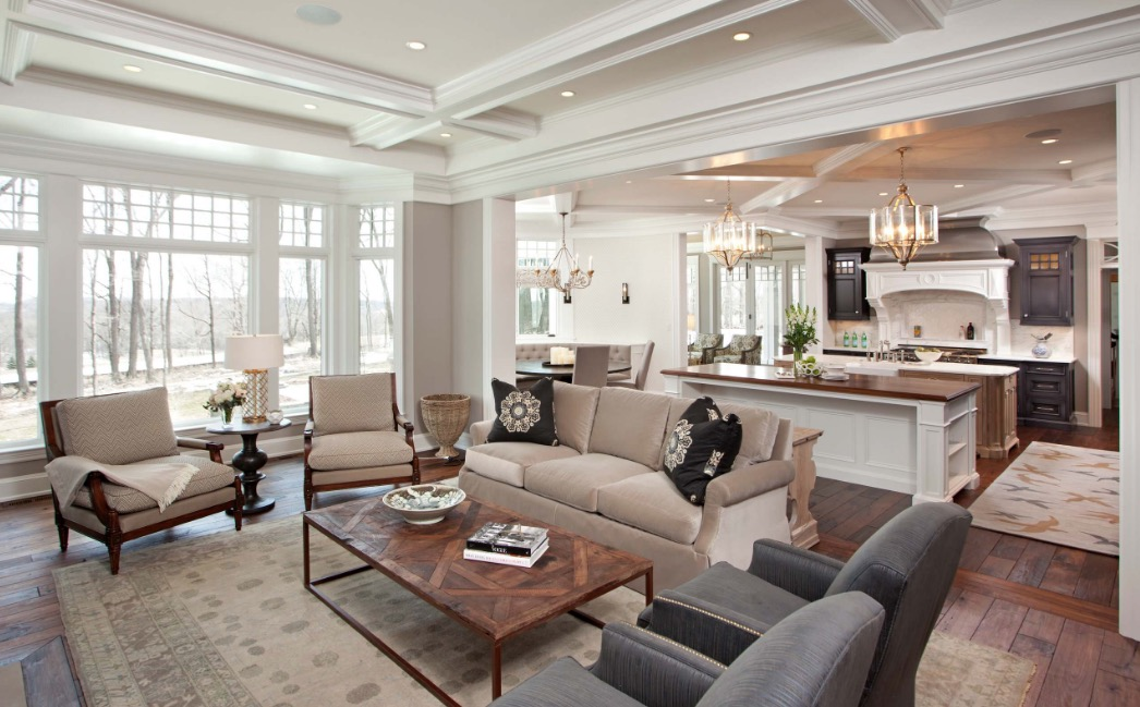 modern living room furniture 2018 ideas with blue leather sofa 4 budget friendly interior design resolutions to try this year