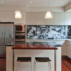 Kitchen Back Splashes Recessed Lighting Cool Backsplashes To Whet Your Appetite Freshome Com Can Be Customized For Any Style Or Taste Image Key Piece