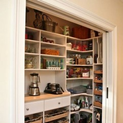 Pantry For Kitchen Fauset Pantries Every Home Style Freshome Com Pocket Doors