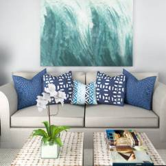 Beach Living Room Decor Rooms Ideas Uk Have An Endless Summer With These 35 House Modern Coastal