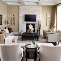 Living Room Interior Decorating Ideas Design Brown Leather Sofa Here S How To Decorate Your Home From Scratch It Easier Than You New