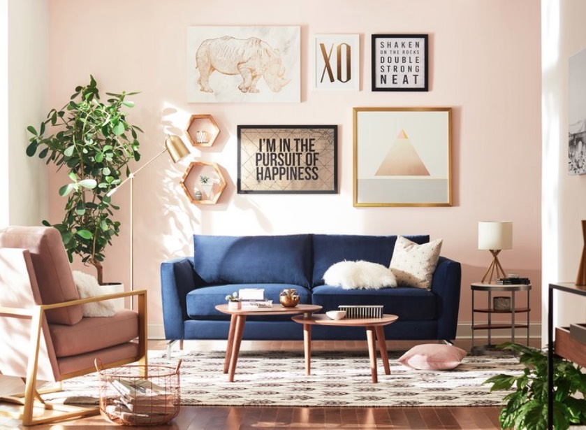 amazon com living room furniture feng shui paintings for check out s lines farmhouse and modern design