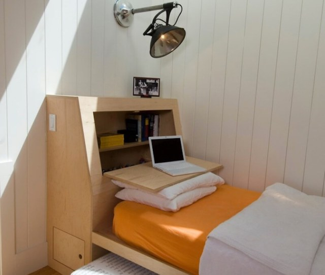 Small Space Beds Slide Out Bed