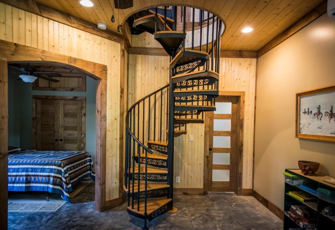6 Ways To Get In On The Spiral Staircase Trend Freshome Com