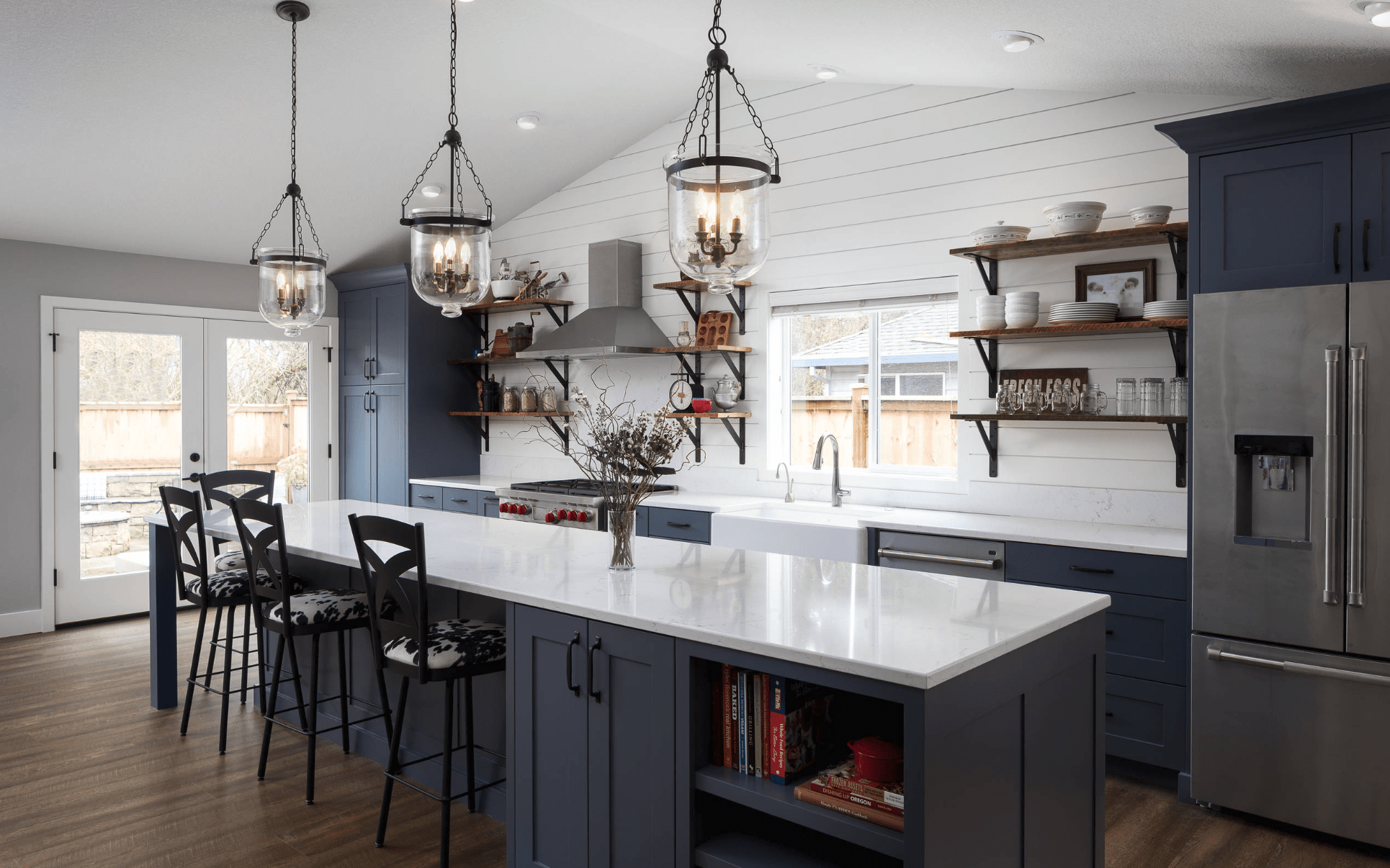 ideas for decorating a very small living room traditional window treatments here are 15 modern farmhouse kitchen to inspire you