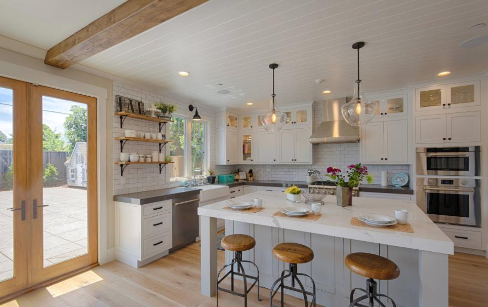 farmhouse kitchen cabinets free standing islands here are 15 modern ideas to inspire you