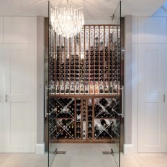 Can You Put A Wine Rack In Living Room Chandelier For 35 Small Cellars And Ideas Recreate
