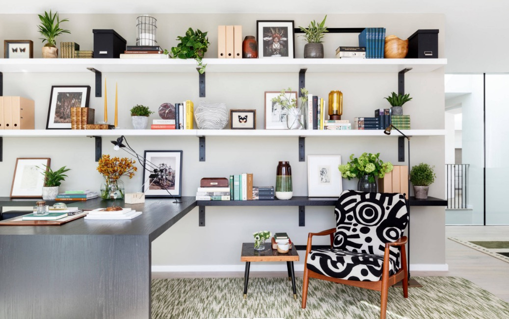 These 14 Open Shelving Ideas Will Soothe Your Soul