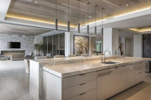 Kitchen designed by Philip Nikolich; Photography by Angie Agostino