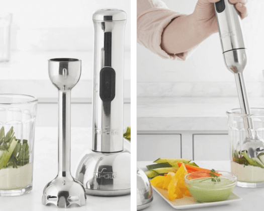 All-Clad Cordless Rechargeable Immersion Blender.