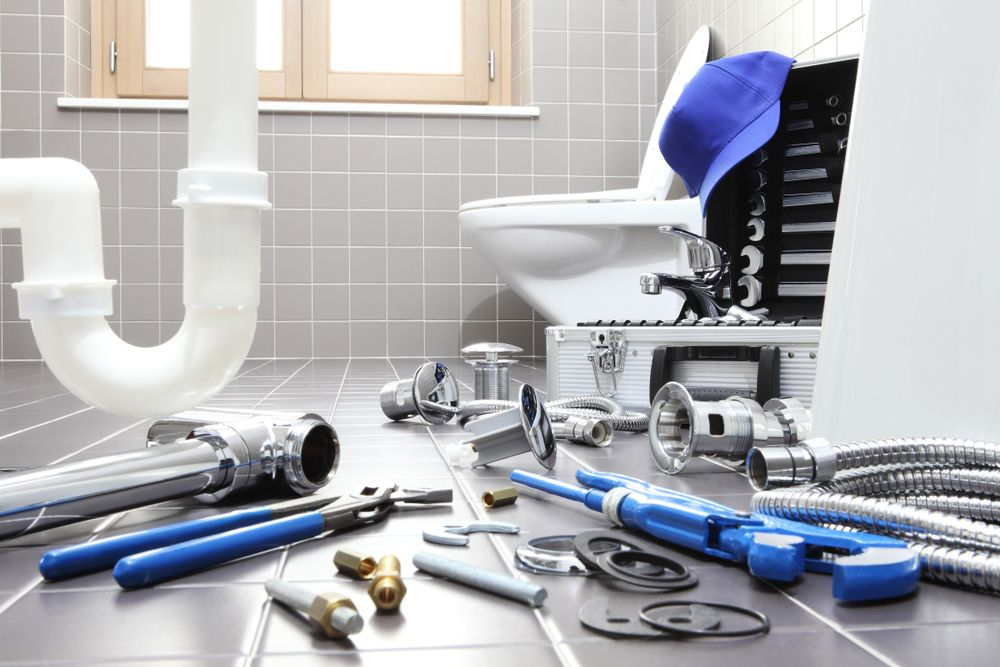 Don't let water damage ruin your new bathroom.
