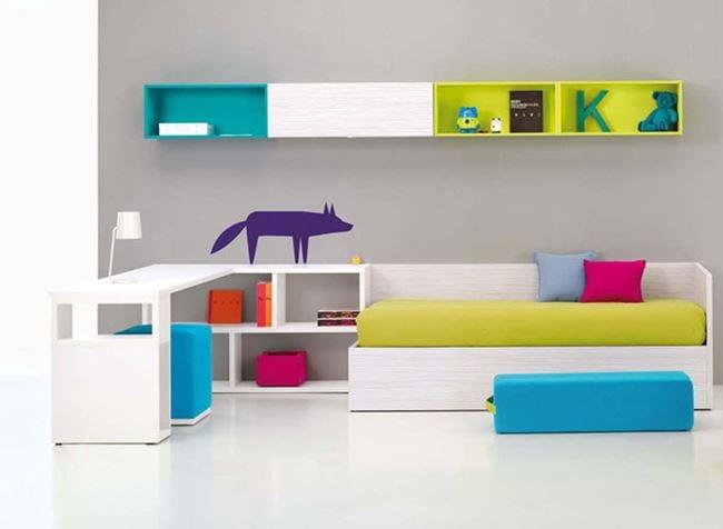 Startseite Design Bilder – Minimalistisch Kinderzimmer Möbel Design ...