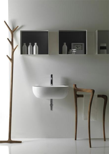 Ergo  Designermbel Kollektion frs Badezimmer  fresHouse