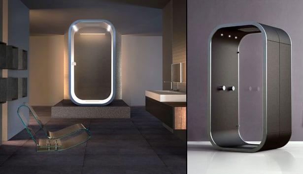 Moderne und innovative Dusche  fresHouse