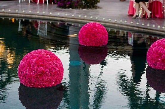 Blumen Hochzeit Dekorationsideen  fresHouse