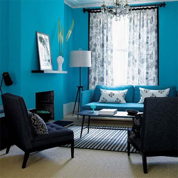 Farbrausch schner Wohnen  Wohnungsgestaltung mit krftigen Farben  fresHouse