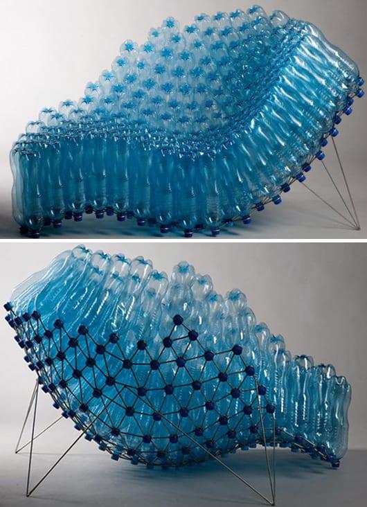 Basteln mit PETFlaschen  kreative Wohnideen aus