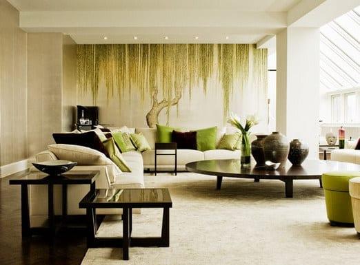 design wohnzimmer grau streichen wohnzimmer streichen beispiele ... - Wohnzimmer Ideen Wand Streichen Grau