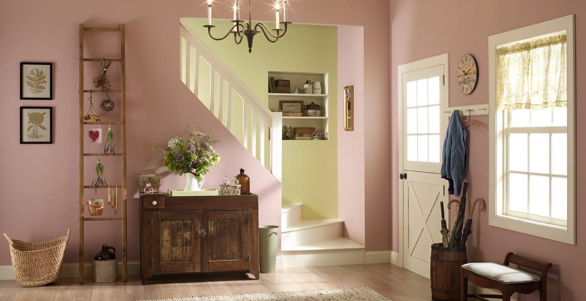 Farbe Taupe  elegante Wandfarbe Taupe  fresHouse