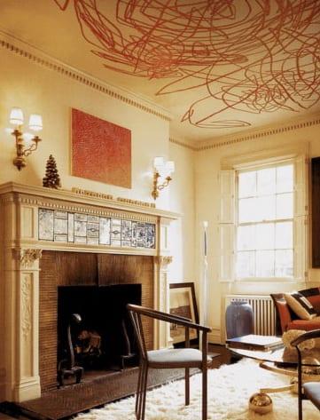 Deckengestaltung  kreative Raumgestaltungsideen  fresHouse