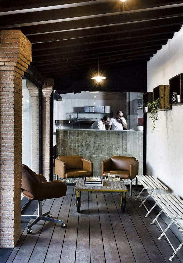Interior Ideen Restaurant Kook in Rom  fresHouse