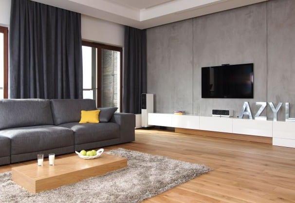 Wohnzimmer GRAU  fresHouse